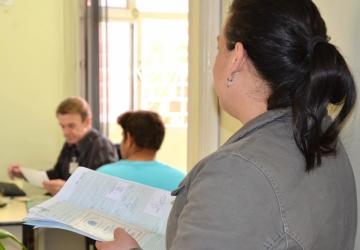 Interessados em obter carteira de trabalho podem procurar a Agência do Trabalhador localizada na Avenida Yolanda Loureiro de Carvalho