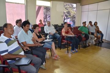 Participantes do Curso de Boas Práticas de Fabricação