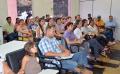 Agricultores e representantes de entidades assistenciais participaram da reunião dessa quinta-feira