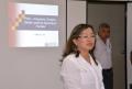 Eliane Omori Duarte destaca que a Central de Recebimento facilitará o trabalho dos agricultores cadastrados no programa