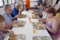 O Restaurante Popular é um dos locais que recebe alimentos do Compra Direta