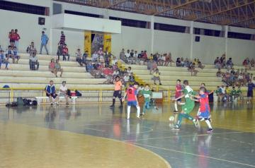 1ª Copa Pirâmide Veículos/Joderbool de futsal adulto e de categorias de base regional movimenta Ubiratã