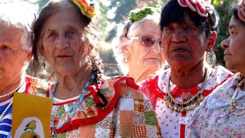 CRAS realizou 2ª Festa Folclórica