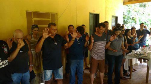 Segurança pública realizou confraternização; prefeito e vice prestigiaram