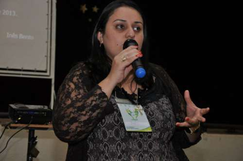 Inês Bento foi a mediadora do evento