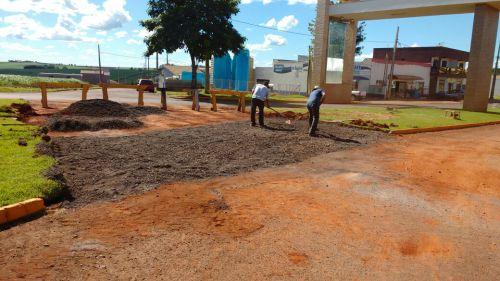 Administração Municipal construiu retorno na Avenida João Pipino