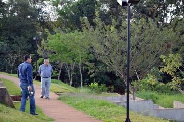 Alguns detalhes também devem ser trabalhados no entorno de todo o Parque da Cidade