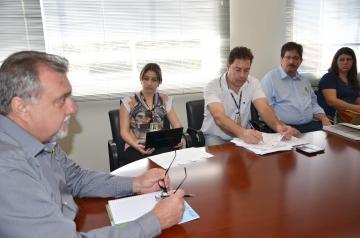 A Itaipu Binacional é parceira de Ubiratã para implantação do projeto da Central de Abastecimento