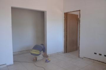 Todo o piso do recinto foi trocado