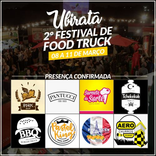 Mega Movimento do Esporte contará com festival de Food trucks
