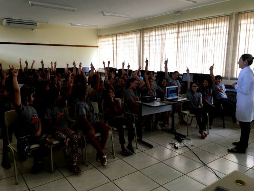 Programa Saúde na Escola em Ubiratã