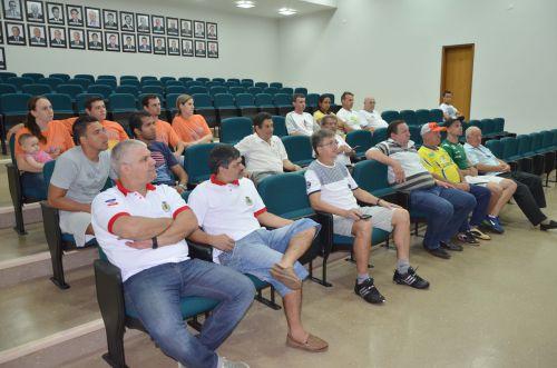 A Secretaria de Esporte e Lazer de Ubiratã