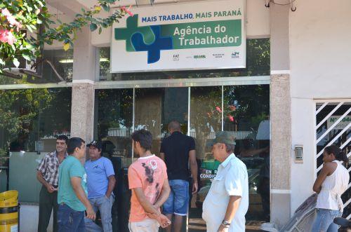 Novas vagas de emprego na Agência do Trabalhador de Ubiratã