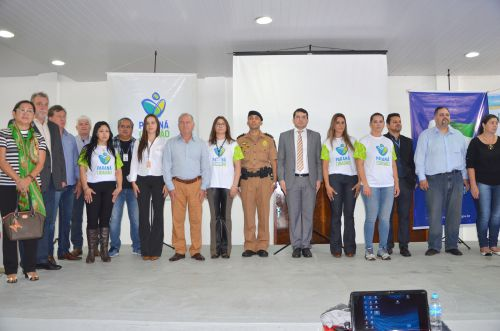 Programa Paraná Cidadão realizado em Juranda contou com a presença de autoridades ubiratanenses