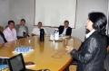 Cleide Carvalho apresentou projeto de formação de um consórcio intermunicipal