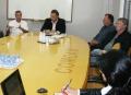 O prefeito de Araruna, Mino Bonato, apresentou uma proposta de destinação de lixo de maneira conjunta