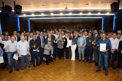 Governadora Cida Borghetti confirma investimentos de mais de R$ 1,1 milhão para Ubiratã