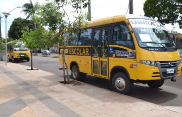 Os moradores da zona rural tiverem transporte para votar oferecido pela Justiça Eleitoral