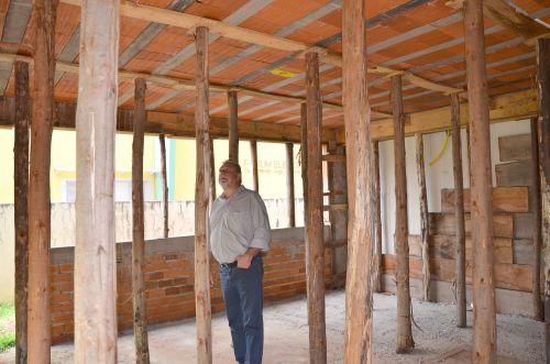 Administração municipal realiza obras de ampliação do NASF