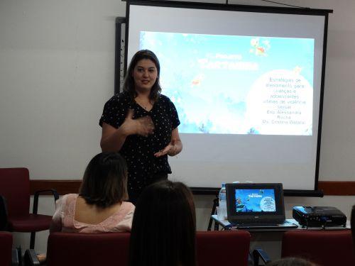 Social realizou capacitação da Rede Municipal de Atendimento visando instrumentalizar os profissionais para o enfrentamento a violência sexual contra crianças e adolescentes