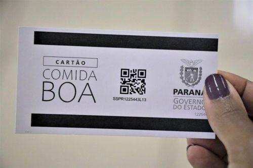 Cartão Comida Boa começara a ser entregue em Ubiratã