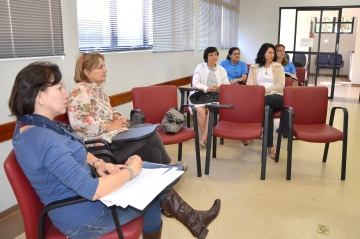 O Conselho Municipal do Idoso se reúne a cada 2 meses para deliberar diversos assuntos relacionados aos direitos das pessoas da terceira idade