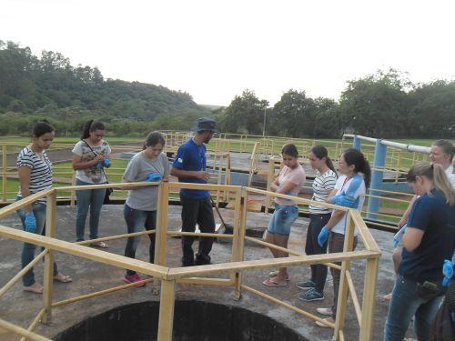 Agentes comunitários de saúde participam de curso na Sanepar