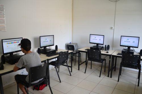 Inscrições abertas para curso gratuito de informática básica
