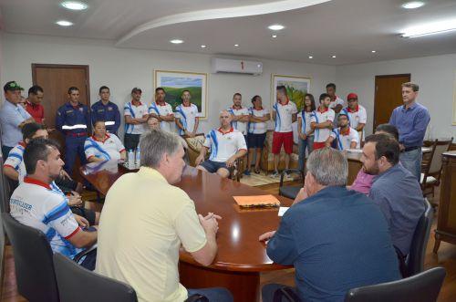 Ubiratã contará com uma academia profissional através de emenda do deputado federal Evandro Roman