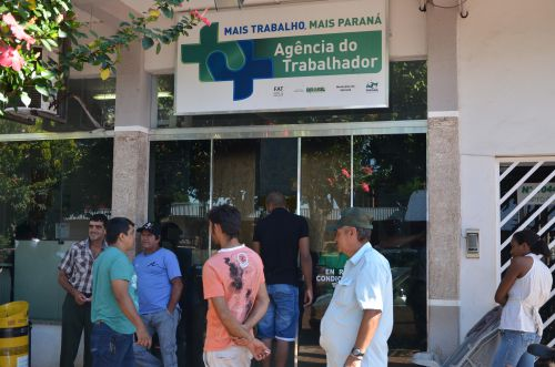 Vagas de trabalho disponíveis na Agência do Trabalhador de Ubiratã