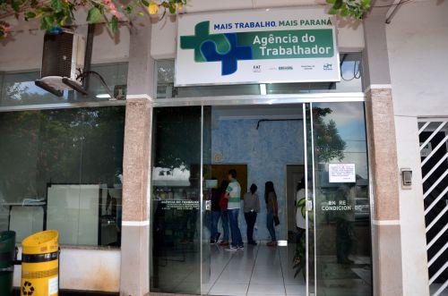 Agência do Trabalhador de Ubiratã informa vagas disponíveis