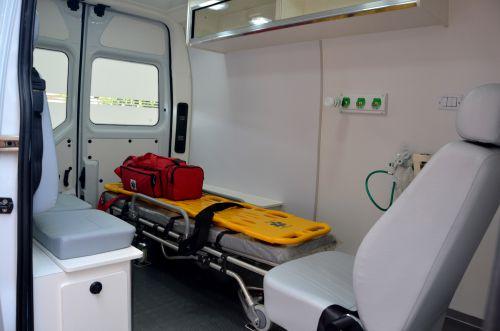 Ambulância zero Km já está a disposição da população de Ubiratã