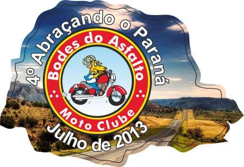 Uma representação do Moto Clube será montada em Ubiratã