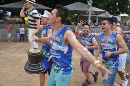 Bloco Amoricana é o grande campeão do Carnaval da Seringueira 2016
