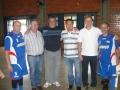 Márcio Nunes e Tino Staniszewski estavam entre as autoridades estaduais presentes