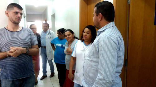 Estrutura de Unidades de Saúde receberão reparos e melhorias