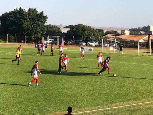 Ubiratã está na semifinal do Campeonato Amador da Liga de Goioerê
