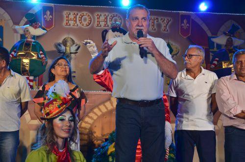 Abertura do natal luz 2018 em Ubiratã foi surpreendente e emocionante