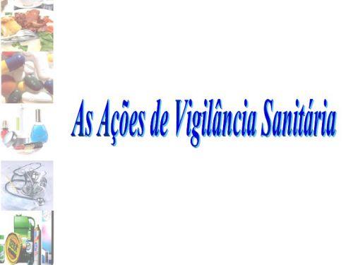 Vigilância Sanitária de Ubiratã apresenta relatório de 2015