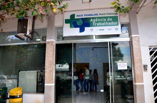 Vagas disponíveis na Agência do Trabalhador de Ubiratã