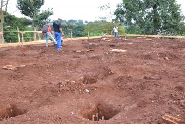 O município de Ubiratã está investindo R$ 150 mil reais na construção do posto de saúde