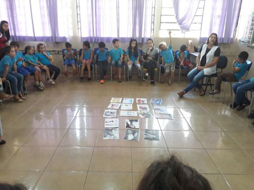Saúde da Yolanda trabalhando em conjunto com a Educação
