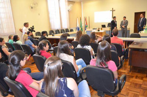 Comarca de Ubiratã conta com novo Promotor de Justiça