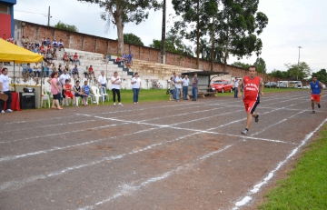 O objetivo da realização desse campeonato foi selecionar os atletas para a participação na XX Olimpíadas especiais das APAEs