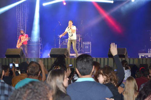 Expobira 2017 teve início com grandes atrações e show com André Valadão