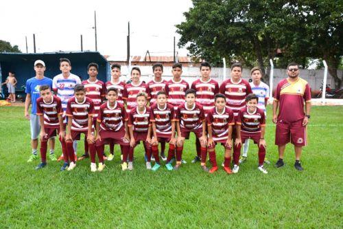 Definidos os finalistas da 3ª Copa Faheder de Futebol de Base
