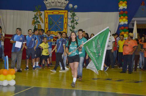 Mega festa marcou abertura do JAMUs 2018 - Competição esportiva entre bairros