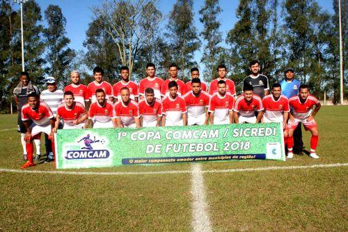 Ubiratã perde para Peabiru primeiro jogo da final da Copa Comcam/Sicredi; treinador diz que sua equipe mantém a esperança de conquistar o título