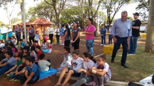 Confira como foi o primeiro dia de atividades no Bairro Ativo - Semana Sempre Yolanda
