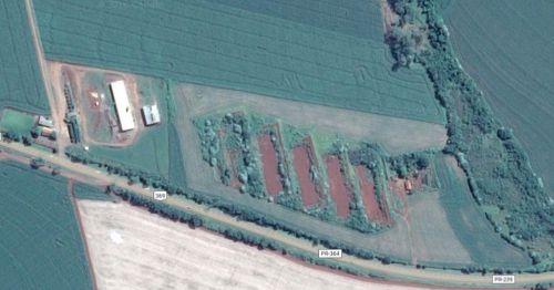 Município vai leiloar lotes de terra da antiga farinheira